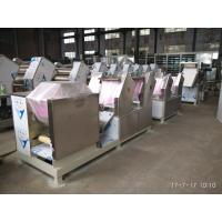 Cheap Advanced Technology Noodles Processing Machine Stainless Steel Material wholesale