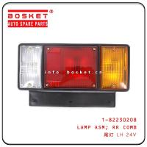 Cheap 1-82230208 182230208 Rear Combination Lamp Assembly LH For ISUZU 700P VC46 CXZ CYZ wholesale