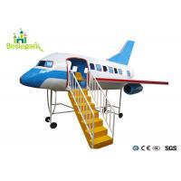 Cheap Family Activities Indoor Soft Playground 15.86 * 7.32 * 8M For 3 - 15 Years Old wholesale