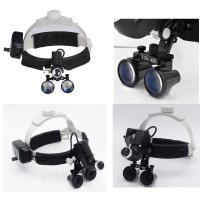Buy cheap Wireless 5W LED Surgical Medical Headlight Head Lamp+3.5x420mm Medical Surgical from wholesalers