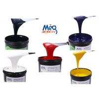 Cheap Excellent Adhesive Water Based Ink , Water Based Screen Printing Ink For Fabric wholesale