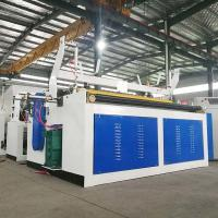 Cheap Automatic Perforating Rewinder Embossed Toilet Tissue Paper Making Machine wholesale