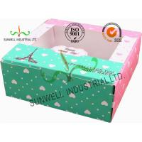 Cheap Cardboard Christmas Gift Packaging Boxes , Candy / Chocolate Packaging Boxes wholesale