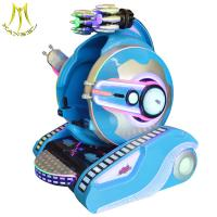 China Hansel amusement electric battery operated fiberglass toy rides on sale