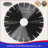 Cheap No Noise Diamond Stone Cutting Blades Various Size For Marble / Sandstone wholesale