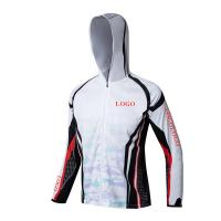 Cheap Breathable Outdoor Fishing Clothing Long Sleeve Moisture Wicking Fishing Shirt wholesale