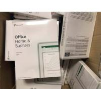 Buy cheap Windows System Office 2019 Home And Student Microsoft Office 2019 HS Retail Box from wholesalers