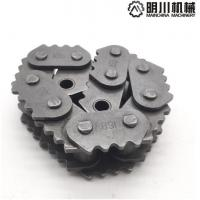 Buy cheap Industrial Simplex Roller Chain High Precision With Strong Processing Capacity from wholesalers
