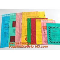 Cheap Plastic Autoclavable Biohazard Waste Bags Environmental Intaglio Printed Packaging wholesale