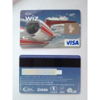 Cheap Visa smart debit prepaid hologram hico magnetic stripe credit card wholesale