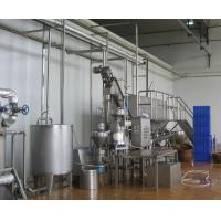 Cheap SUS304 Auto Drink Making Machine / Soya Milk Plant With 6-9 Months Shelf Life wholesale