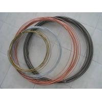 """Buy cheap Polish, cooper Plated steel Single & Double wall 1/8"""", 1/4"""" Brake Bundy Tube for from wholesalers"""