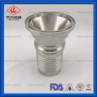 Cheap Sanitary Stainless Steel  Quick Connect  Fittings Hydraulic Nipple wholesale