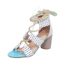 China BS063 Summer New Style Women'S Shoes Sandals High-Heeled Women'S Shoes Ladies High-Heeled Slippers Ladies Sandals on sale