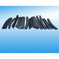 Cheap High Elasticity Custom Rubber Extrusions Rubber or Sponge Form Products wholesale