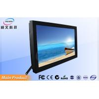 Cheap 55 Black Landscape Android Wall Mounted Digital Signage With Free Software Lan Wifi 3G wholesale
