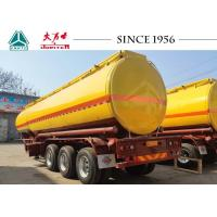 Buy cheap 40000 Liters Oil / Petroleum Tank Trailer Truck With Pneumatic Control For Mine from wholesalers