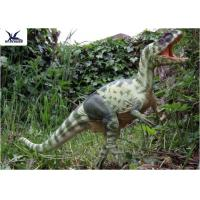 Cheap Moving Realistic Dinosaur Statues Model For Dinosaur World Museum Display wholesale