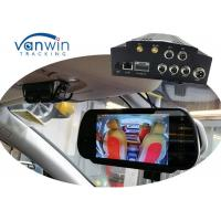 Cheap 2TB Hard Drive 720P Vehicle Security Camera System NVR 4 Channel 8CH Optional for Taxi wholesale