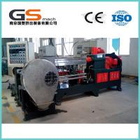 Cheap Plastic Film Extruder Machine For PE Cross Linking Cable Material , PVC Extruder Machine  wholesale