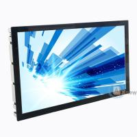 Cheap VGA Audio hdmi HD 21.5'' Capacitive Open Frame Touch Screen Monitor For Applications wholesale