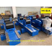Buy cheap Conventional Wireless Pipe Turning Rollers HGK-60 Double Drive For Welding from wholesalers