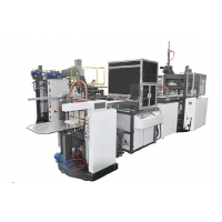 Buy cheap 0.1mm Positioning Accuracy 15pcs/Min Rigid Box Making Machine from wholesalers