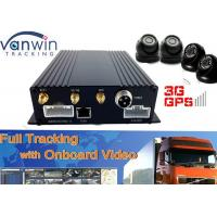 Cheap 1080P 128GB 8-CH SD Video Mobile CCTV DVR , SD Card Security DVR Recorder for vehicles wholesale