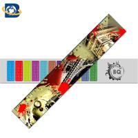 Cheap Custom 3d lenticular Ruler Straight Rulers Promotional Gift Stationery wholesale