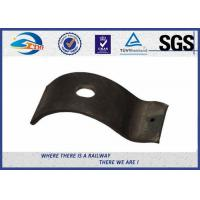 China Railroad Construction Boltable Rail Clips Self blocking High Strength on sale