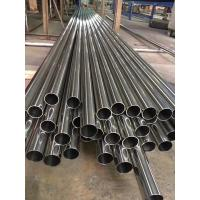 Cheap ASTM A268 TP409 , UNS S40900 , EN 1.4512 welded stainless steel tube for Exhaust wholesale