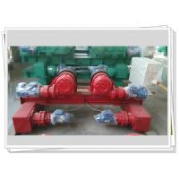 Buy cheap Heavy Duty Pipe Welding Rotator Pipe Welding Stands For Industry from wholesalers