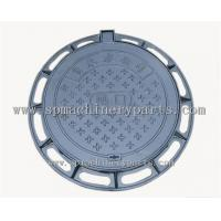Cheap China Supplier OEM Service High Quality Ductile Iron Cast Manhole Cover wholesale