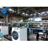 Cheap Automatic Washing Machine Assembly Line Accurate Stable Conveying Speed wholesale