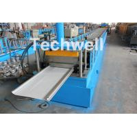 Cheap PLC Control Cold Roll Forming Machine For Different Size Garage Door Panel wholesale
