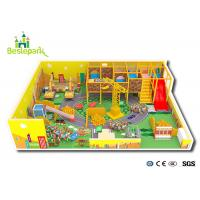 Buy cheap Safety Construction Site Children'S Playground Equipment With Flame - Retardant from wholesalers