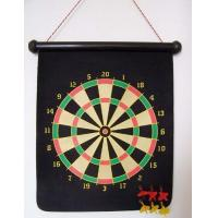 Cheap Roll-up Magnetic Dartboard wholesale