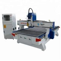 Quality 1325 Eps Wood Cutting Cnc Router Machine / Plywood Cnc Machine Ucancam Software for sale