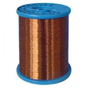 Cheap Super Winding Aluminium Enamel Copper Wire For generator, inductive coil wholesale