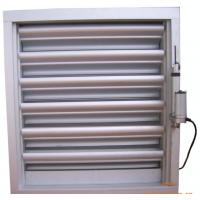Cheap Aluminum alloy double rainproof shutter wholesale