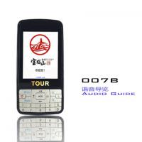 Cheap Black Tour Guide Audio System 007B Automatic Induction wireless audio tour guide system wholesale