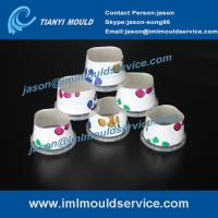 Cheap two cavites thinwall plastic injection food box mould,thin-walls bucket containers mould wholesale