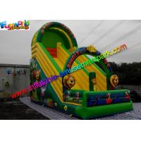 Cheap Forest Jungle Commercial Inflatable Slide Slip Water Proof And Fire Retardant wholesale
