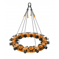 Cheap Adjustable Chain Efficient 790kN SPA8 Hydraulic Pile Cutting Equipment wholesale