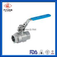 Cheap High Temperature Resistance 304 Stainless Steel Ball Valve For Industrial wholesale
