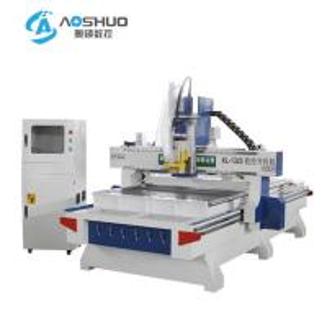 Cheap Automatic ATC Woodworking CNC Router Machine Taiwan TBI Ball Screw Transmission wholesale