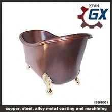 Cheap Antique Baby Brass Copper Bathtub wholesale