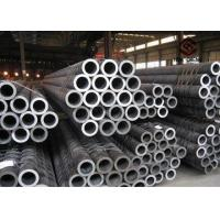 Cheap Varnished Hot Rolled Seamless Carbon Steel Tubing 12m E355 EN10297 A106 Grade B Q235 wholesale