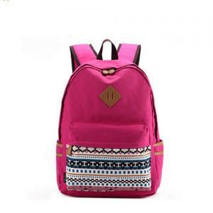 Cheap Lightweight Childrens School BackpacksPolyester Double Shoulder Straps wholesale
