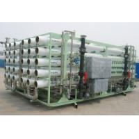 Cheap Power Plant Large Scale Water Purification Systems , 8000 Lph Ro Treatment Plant wholesale